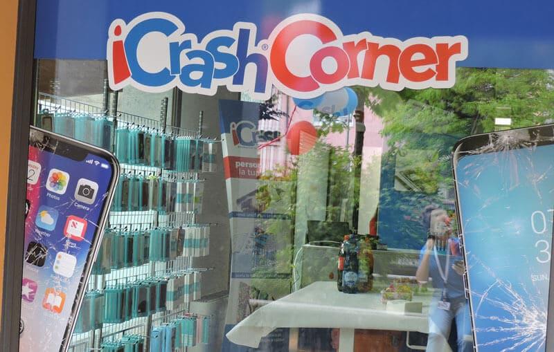 iCrash Corner Oggiono