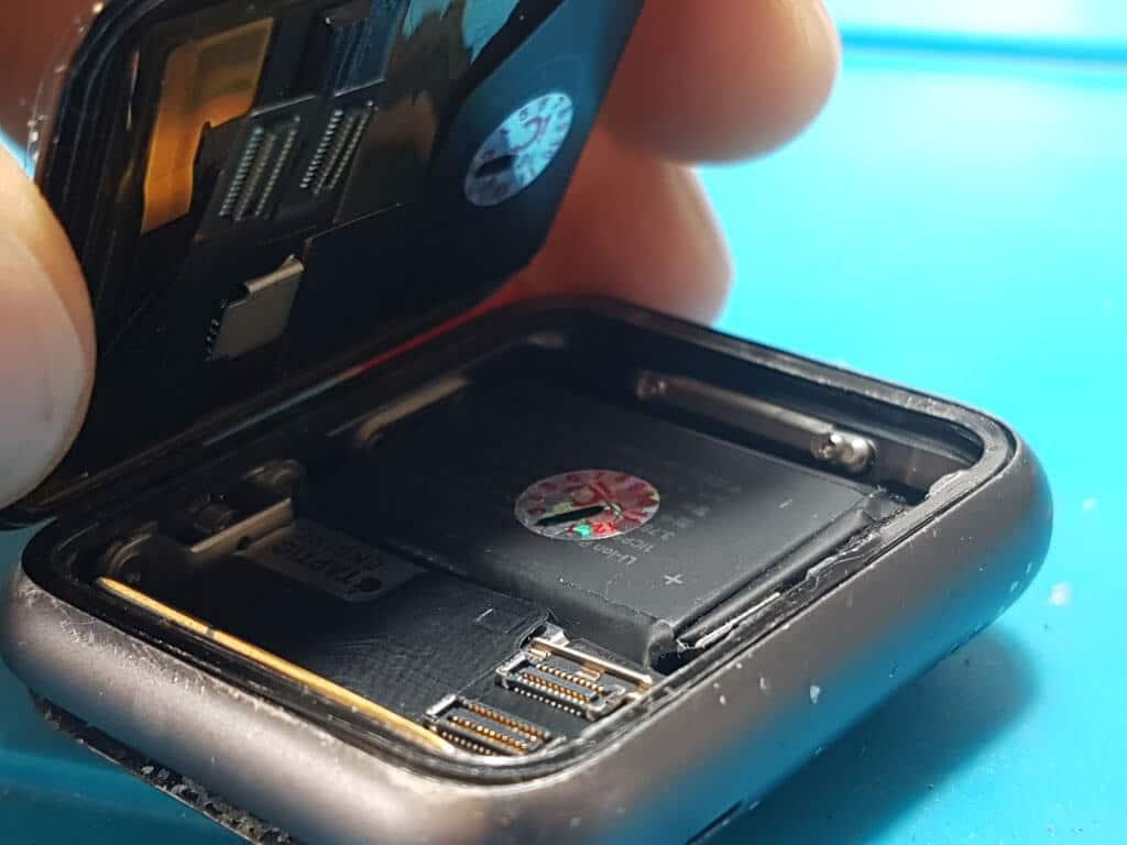 riparazione iwatch