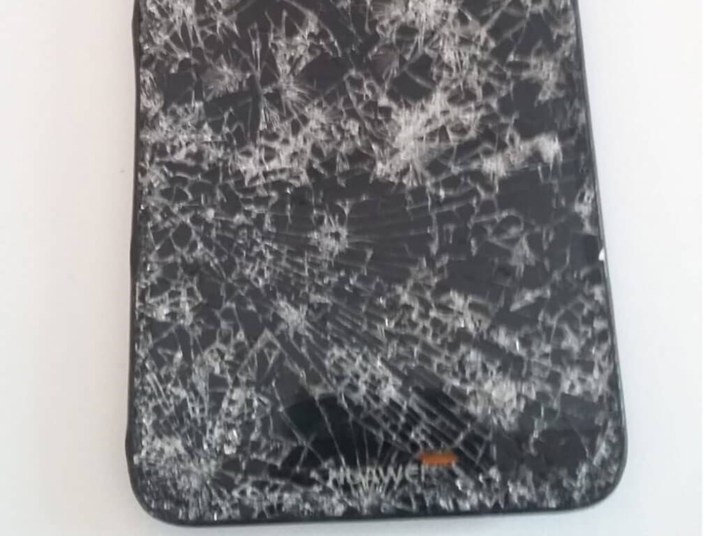 Display rotto Huawei